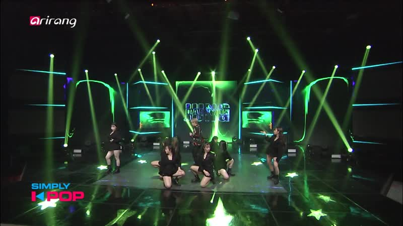 [PERFORMANCE] [18.10.19] Simply K-Pop Ep. 384: Jung Daehyun — Aight (아잇)