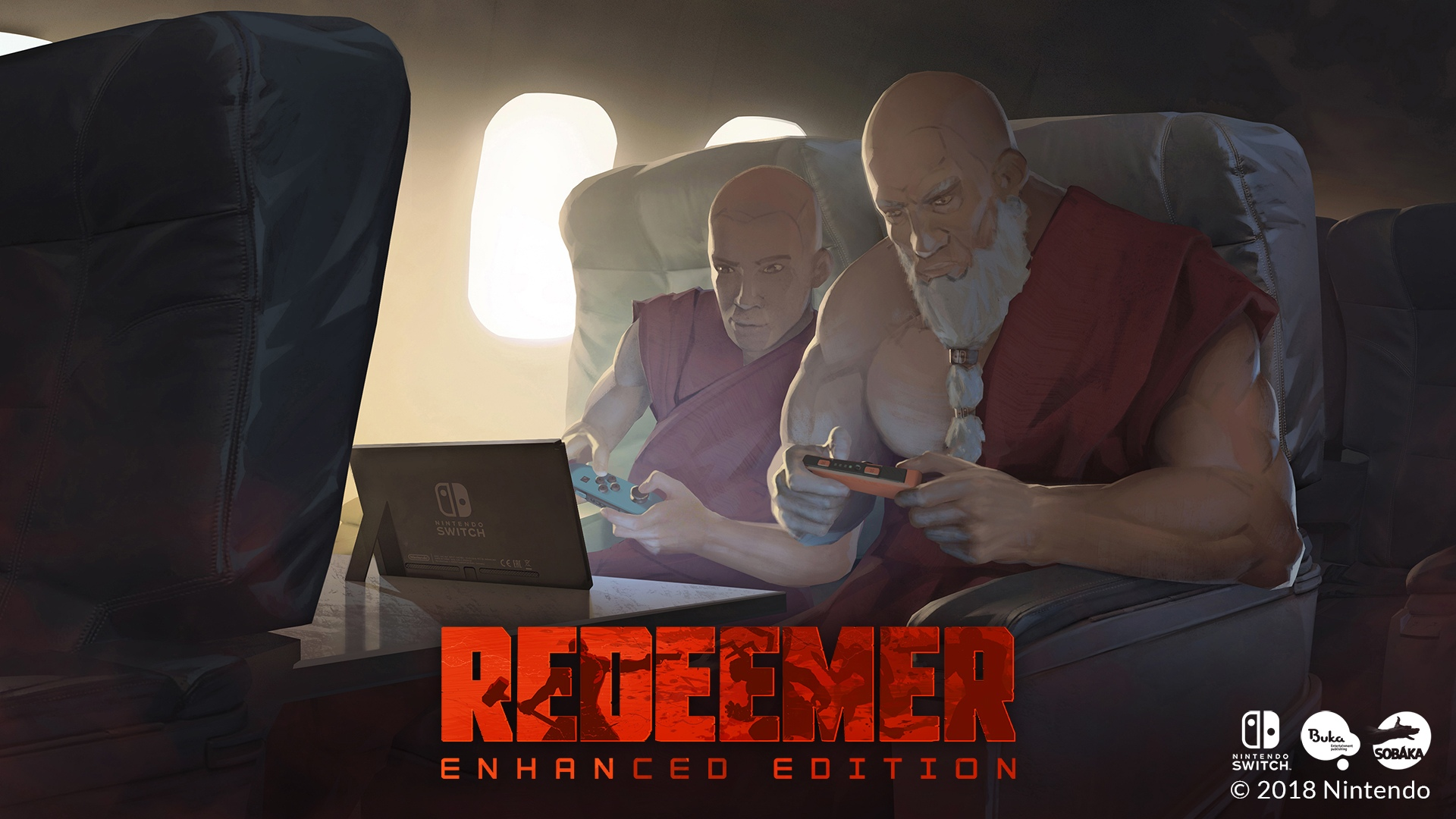 REDEEMER Nintendo Switch