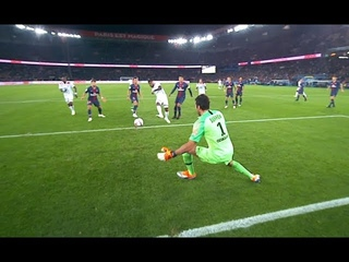 Gianluigi Buffon - Best Saves PSG 2018/2019