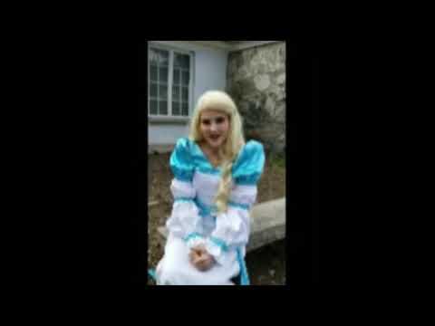 Princess Odette Message Ellie Elliott The Swan Princess