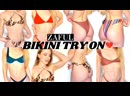 Angela Stein - ZAFUL BIKINI TRY ON HAUL! IM SHOCKED!😱 LOVE OR HATE