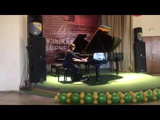 Кункурс им. Д.Д.Шостаковича-Липинская Рита