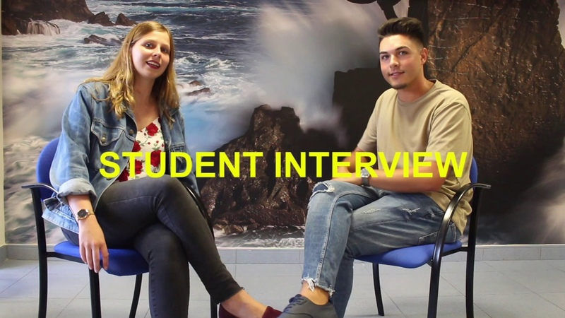 Student's experience of a trimester course