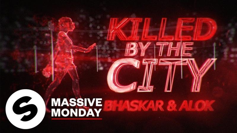 Bhaskar Alok - Killed By The City (Official Lyric Video)
