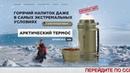 Арктический термос К46 купить! Лучший термос Антарктика