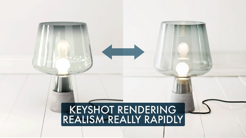 Keyshot Rendering Realism Really Rapidly