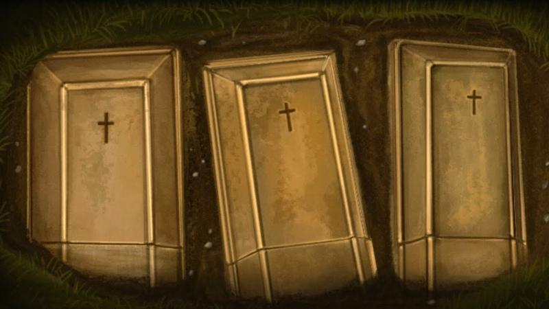 Fran Bow Френ Боу ➤ Прохождение 29 ➤ Кладбище и Дом Безумия
