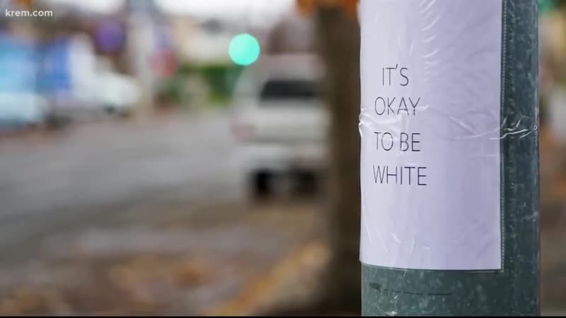 I Guess It's Not Okay To Be White...