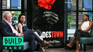 Amber Gray & Patrick Page Talk About Their Tony-Nominated Musical, Hadestown