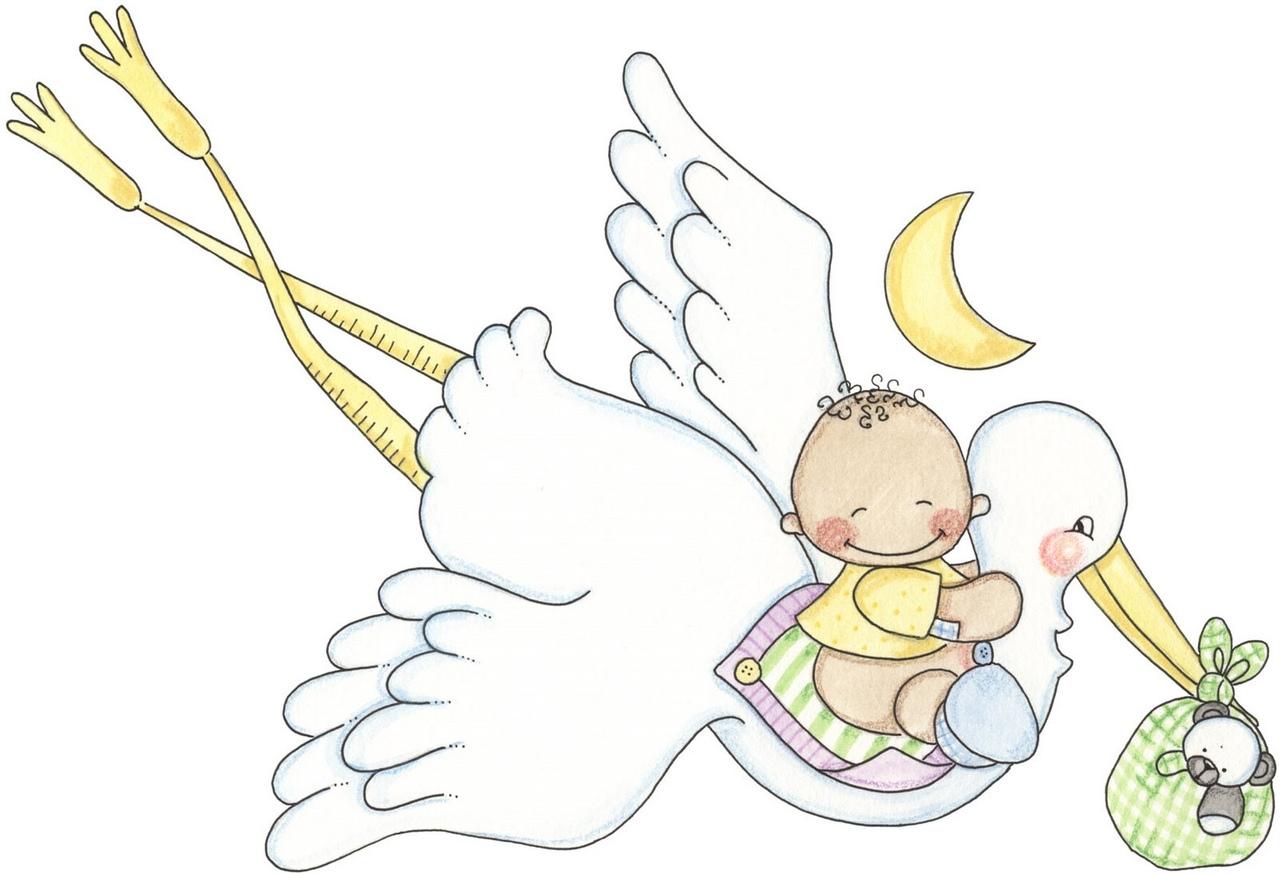 Поздравления с новорожденным и выпиской
