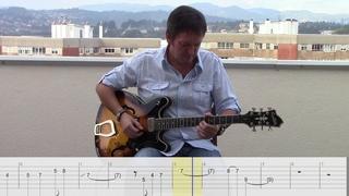 Samba pa ti (cover with tab)