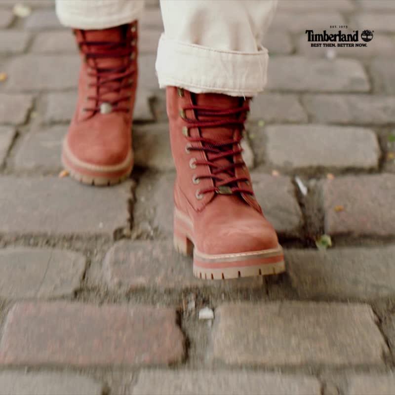 Новая коллекция одежды и обуви Timberland AW19
