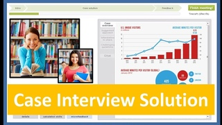 Case Interview Solution - Industry Analysis (Wall Inc.)
