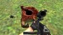 Кастомизированая Ак-74 против монстров из Half-Life 2 \ Garry's mod