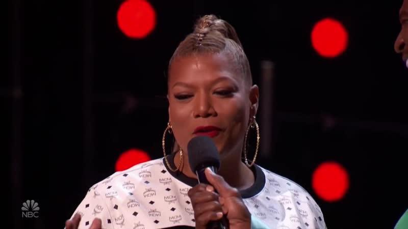 Queen Latifah Guest Judge on AGT Semifinals Americas Got Talent 2019
