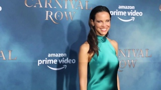 Caroline Ford - Los Angeles premiere of 'Carnival Row'