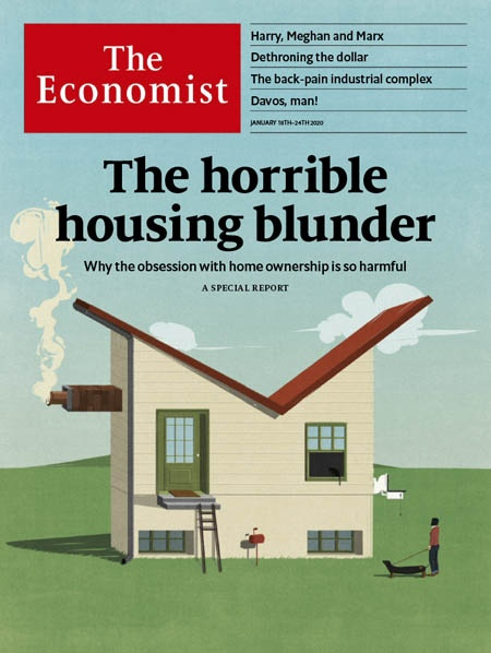 The Economist - 01.18.2020