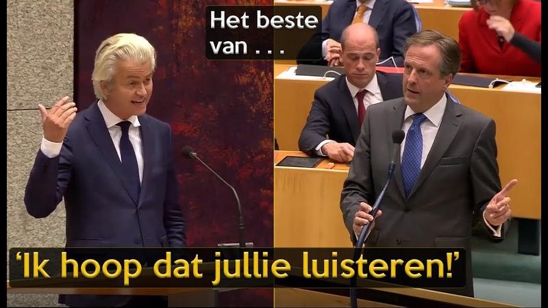 Wilders PVV 'Zo kan de toekomst van Nederland eruit zien ' Politiek YouTube
