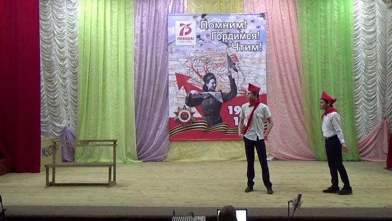 Спектакль по пьесе Наримана Сабитова Белая ворона