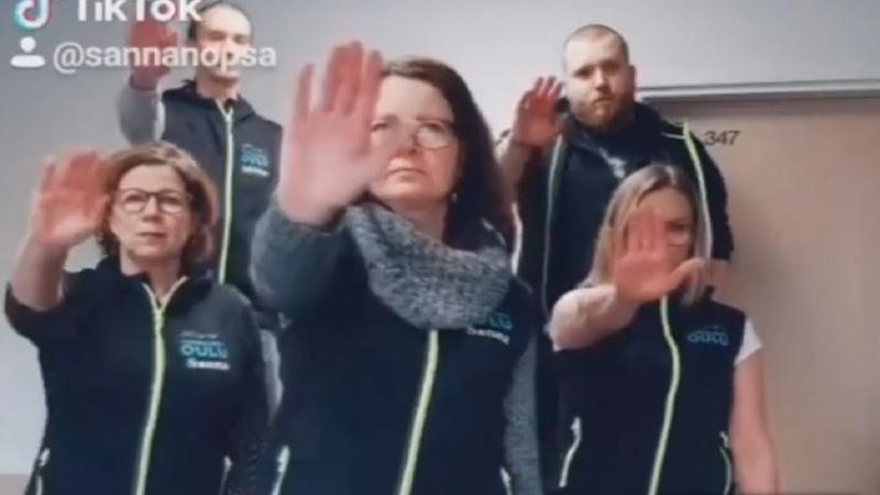 Finland Oulu City Council ROASTED For $2 7 Million TikTok 'No No Square' Dance Video Meme