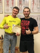 На выходных прошёл семинар из серии Йога.Культура движения Игорь Пантюшев был у нас с Часть〽️2 Динам