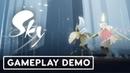 Sky Children of the Light Gameplay Showcase - IGN LIVE E3 2019
