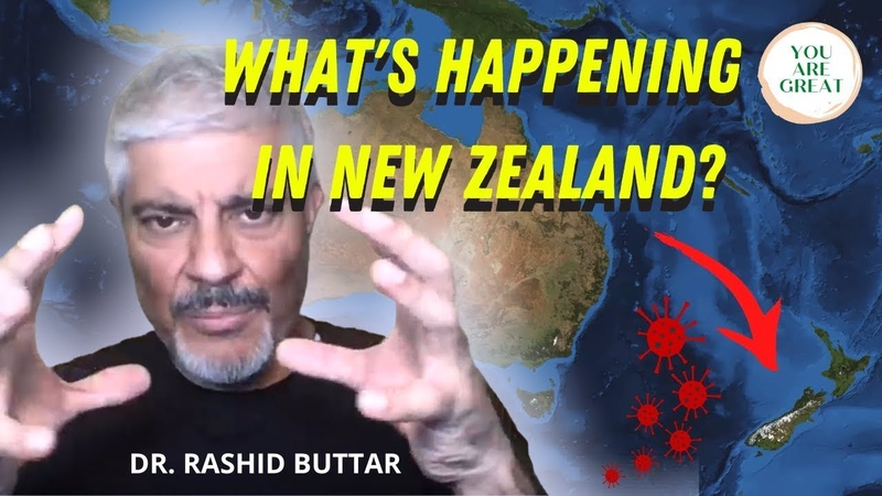STRANGE THINGS ARE HAPPENING IN NEW ZEALAND❗ RASHID BUTTAR