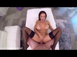 Lisa Ann - Hot MILF fucked with young boy (2019) LisaAnn, Blowjob, MILF, Comeback, Creampie, all sex,
