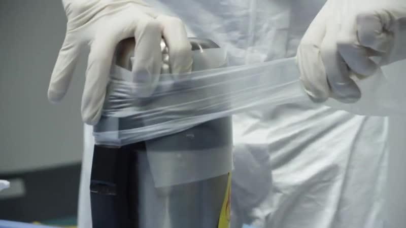 COVID 19 Транспортная упаковка биологического материала для отправки в лаборатор 1