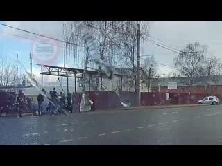 ДТП Иваново на Загородной улице