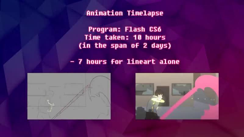 Speedanimation Ronan vs Blobs