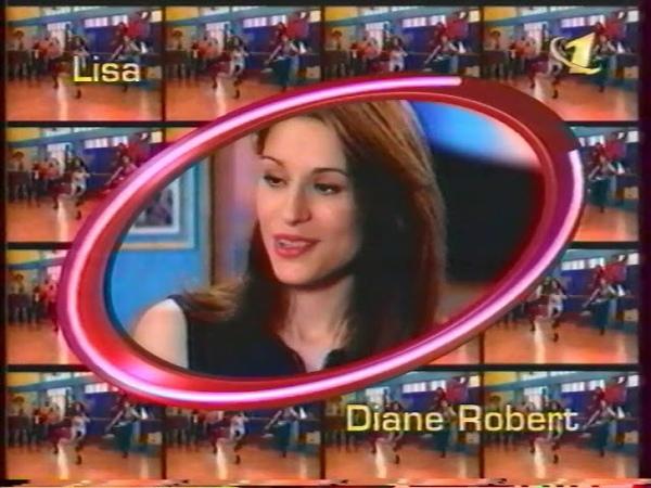 Фрагмент рекламного блока и начало сериала Нико и его друзья (ОРТ, 20.03.1997)