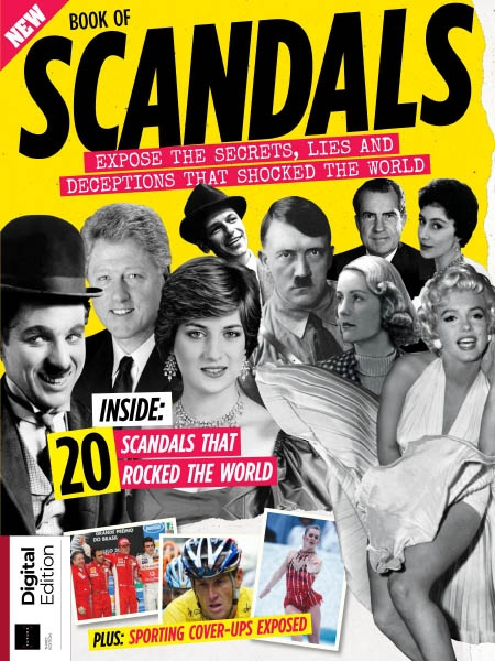 All About History Book of Scandals Ed3 2019