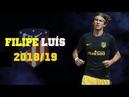 Filipe Luís ● Atlético Madrid ● The Silent Killer Left Back ● 2017 2018