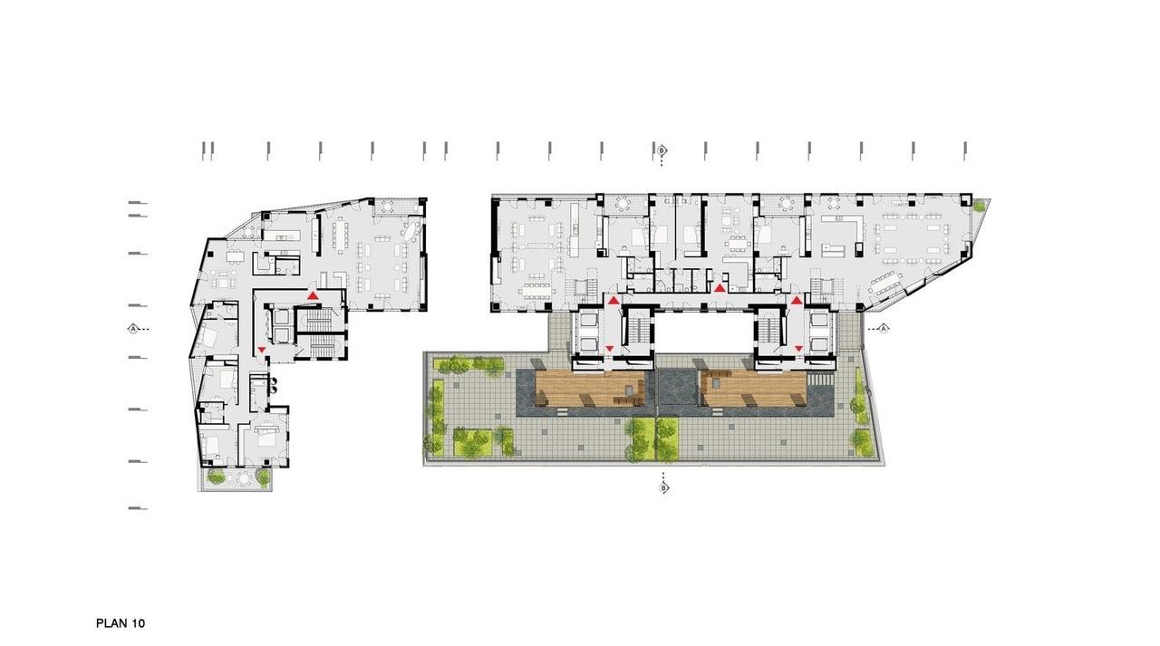 Zaferaniye Garden Complex / Olgooco