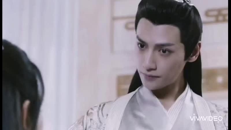 Проказник Янь Ю в облике Жунь Юя Heavy Sweetness, Ash-like Frost