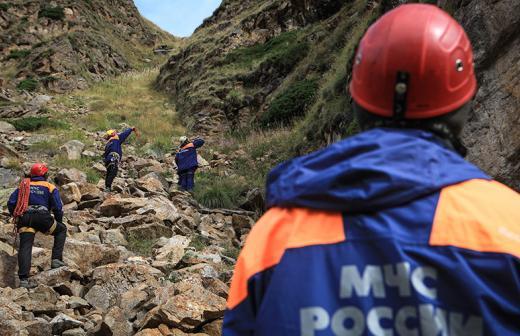 В КЧР скорая помощь спасателей понадобилась на территории Архыза
