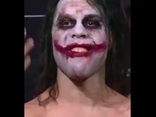 Боец UFC вышел на взвешивание в гриме Джокера  в память о Леджере