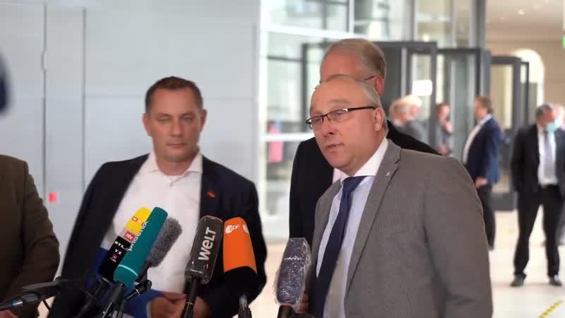 AfD Sachsen verklagt den Verfassungsschutz STASI 03 07 2020