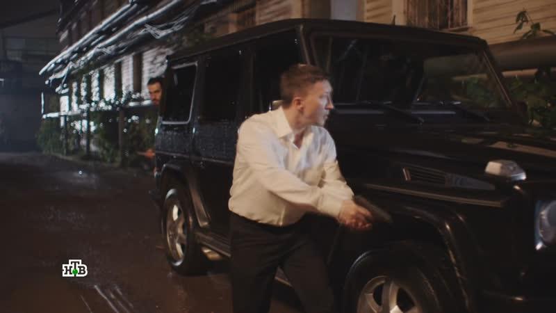 Короткометражный фильм Горячая точка на НТВ роль Репей Актер Денис Пирожков