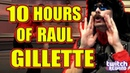 10 HOURS of RAUL Gillette The Best a Man Can Get Soundtrack by 199X