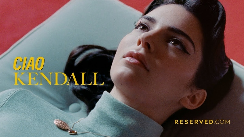 CiaoKendall – Kendall Jenner x RESERVED – AW19 campaign