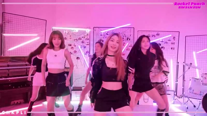 190814 Rocket Punch BIM BAM BUM @ Chaghan Playlist Special Dance Video