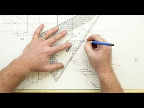 FORMAL LINEAR PERSPECTIVE: SECTION ONE Exercises 5, 6, 7