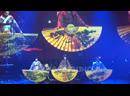 Японские танцы с веерами Танцовщицы в японском стиле Японский танцевальный шоу номер Мемуары Гейши 🎎