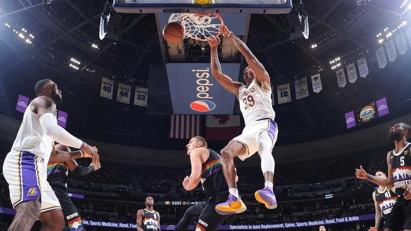 HIGHLIGHTS | Los Angeles Lakers at Denver Nuggets