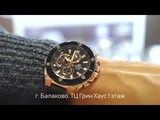 CASIO видео-обзор