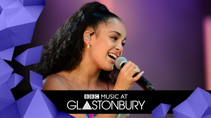 Jorja Smith - Teenage Fantasy (Glastonbury 2019)