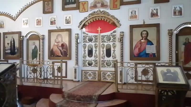 Live Храм в честь Владимирской иконы Божией Матери