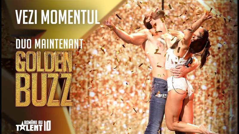 GOLDEN BUZZ Duo Maintenant a sfidat legile gravitație dar a demonstrat legile atracției